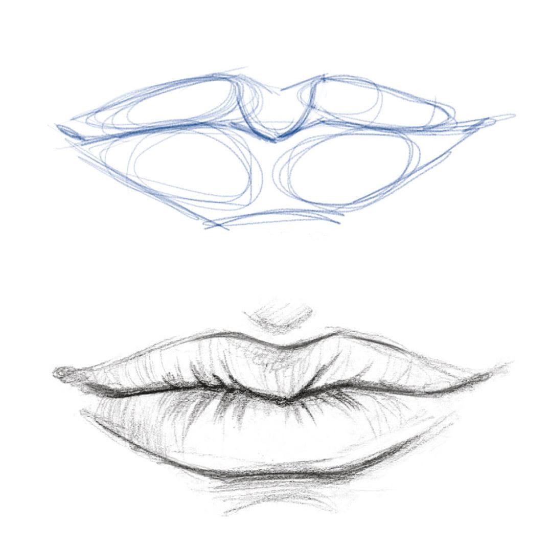 Dibujando Un Retrato Con Miss Led